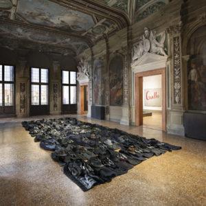 Jannis Kounellis alla Fondazione Prada di Venezia